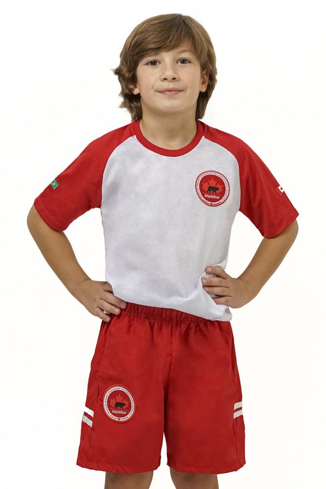 Camiseta Manga Curta Algodão Masculina - Fundamental