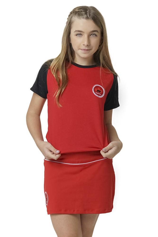 Camiseta Manga Curta Feminina Fundamental II