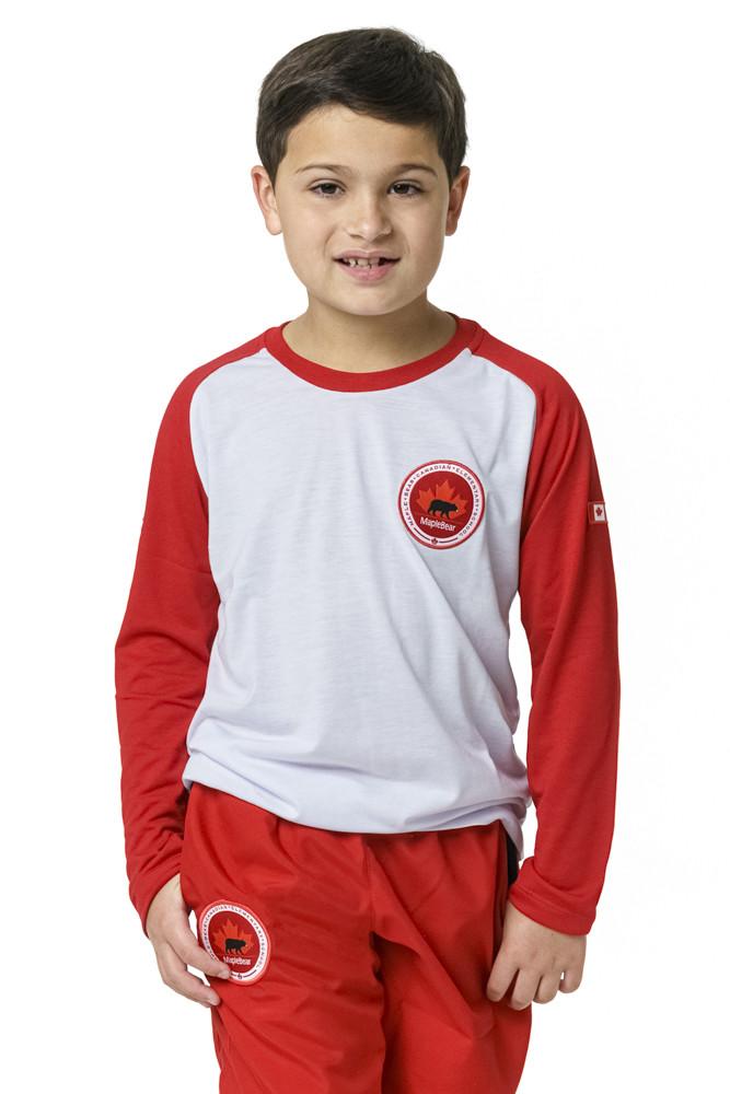Camiseta Manga Longa Masculina - Fundamental