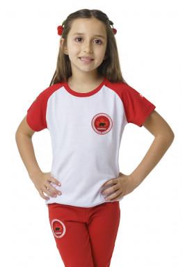 Camiseta Manga Curta Feminina - Fundamental