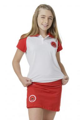 Camiseta Polo Feminina - Fundamental